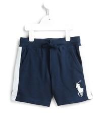 Pantaloncini blu scuro di Ralph Lauren