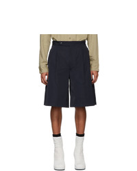 Pantaloncini blu scuro di Random Identities