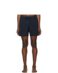 Pantaloncini da bagno blu scuro di Moncler