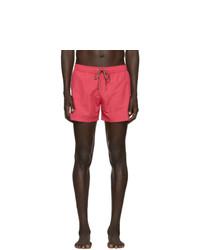 Pantaloncini da bagno fucsia di Ps By Paul Smith