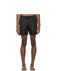 Pantaloncini da bagno neri di Moncler