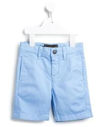 Pantaloncini di cotone azzurri di Finger In The Nose
