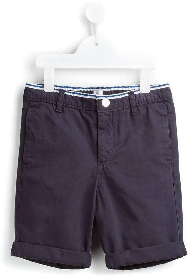 Pantaloncini di cotone blu scuro di No Added Sugar
