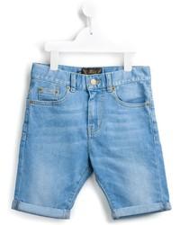 Pantaloncini di jeans azzurri di Finger In The Nose