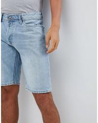 Pantaloncini di jeans azzurri di Jack & Jones