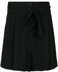 Pantaloncini di pizzo neri di Marc Jacobs