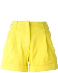 Pantaloncini gialli di Etro