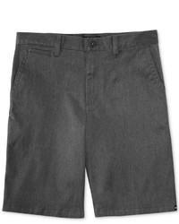 Pantaloncini grigio scuro