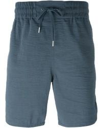 Pantaloncini grigio scuro di Helmut Lang