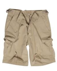 Pantaloncini marrone chiaro di Mil-Tec