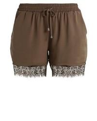 Pantaloncini marroni di Only