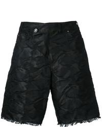 Pantaloncini neri di A.F.Vandevorst