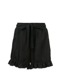 Pantaloncini neri di Cinq à Sept