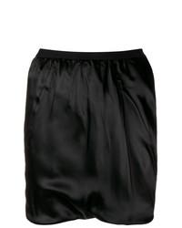 Pantaloncini neri di Rick Owens