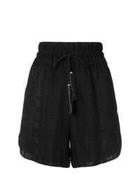 Pantaloncini neri di Zeus+Dione