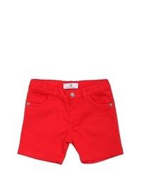 Pantaloncini rossi
