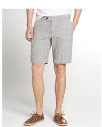 Pantaloncini scozzesi grigi