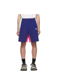 Pantaloncini sportivi blu scuro