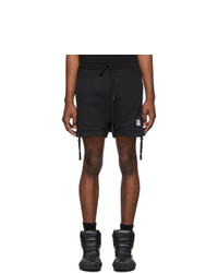 Pantaloncini sportivi neri
