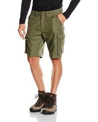 Pantaloncini verde oliva di Bergans