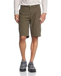 Pantaloncini verde oliva di Forvert
