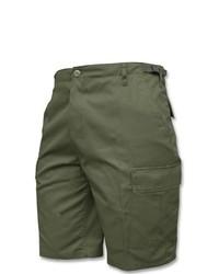 Pantaloncini verde oliva di Mil-Tec
