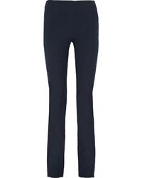 Pantaloni a campana blu scuro