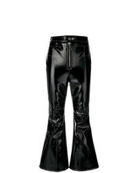 Pantaloni a campana neri di Ellery
