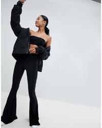 Pantaloni a campana neri di Fashionkilla