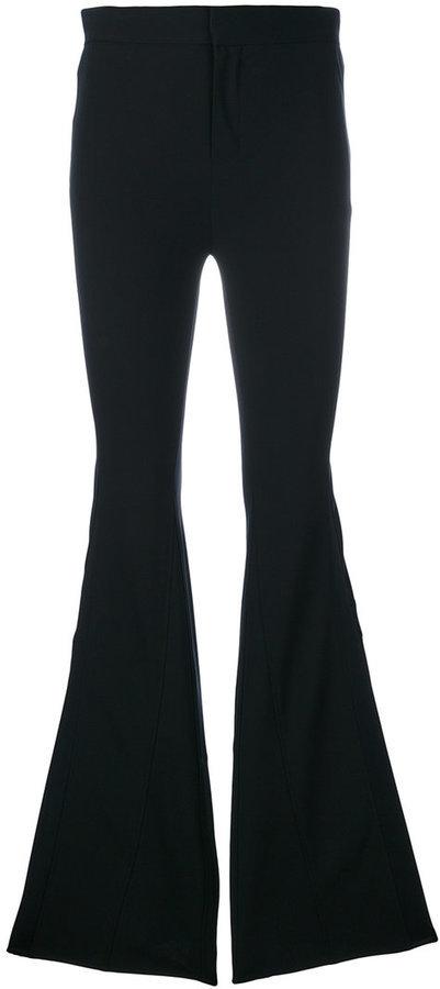 design di qualità negozio ufficiale super economico Pantaloni a campana neri di Givenchy, €498 | farfetch.com | Lookastic