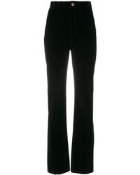 Pantaloni a campana neri di Marc Jacobs