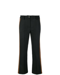 Pantaloni a campana neri di P.A.R.O.S.H.