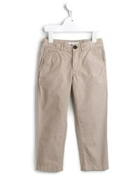 Pantaloni beige di Burberry