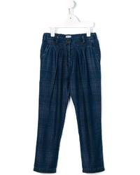 Pantaloni blu scuro di Morley