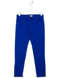 Pantaloni blu di Kenzo