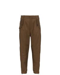 Pantaloni cargo marroni di Chloé