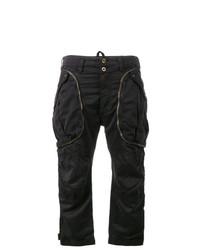 Pantaloni cargo neri di Faith Connexion