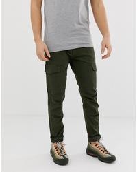 Pantaloni cargo verde oliva di BLEND