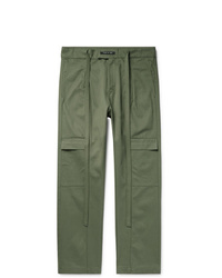 Pantaloni cargo verde oliva di Fear Of God