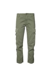 Pantaloni cargo verde oliva di RE/DONE