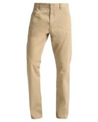 Pantaloni chino marrone chiaro di Esprit