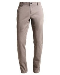 Pantaloni chino marrone chiaro di Sisley