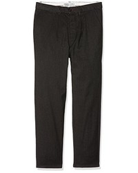 Pantaloni chino neri di SPRINGFIELD