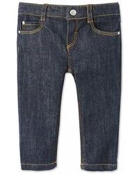 Pantaloni di jeans blu scuro
