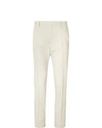 Pantaloni eleganti beige di Hugo Boss