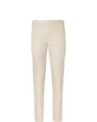 Pantaloni eleganti beige di Thom Sweeney