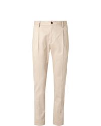 Pantaloni eleganti beige di Tod's