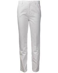 Pantaloni eleganti bianchi