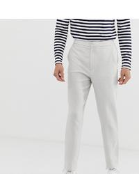 Pantaloni eleganti bianchi di ASOS DESIGN