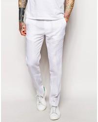Pantaloni eleganti bianchi di Asos
